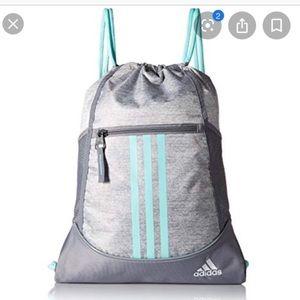 Adidas Drawstring mini backpack 🌿